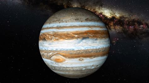 Image of the planet Jupiter