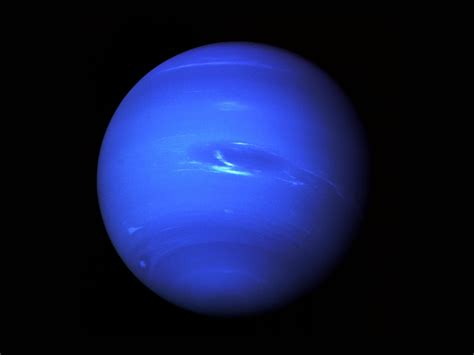 Image of the planet Neptune