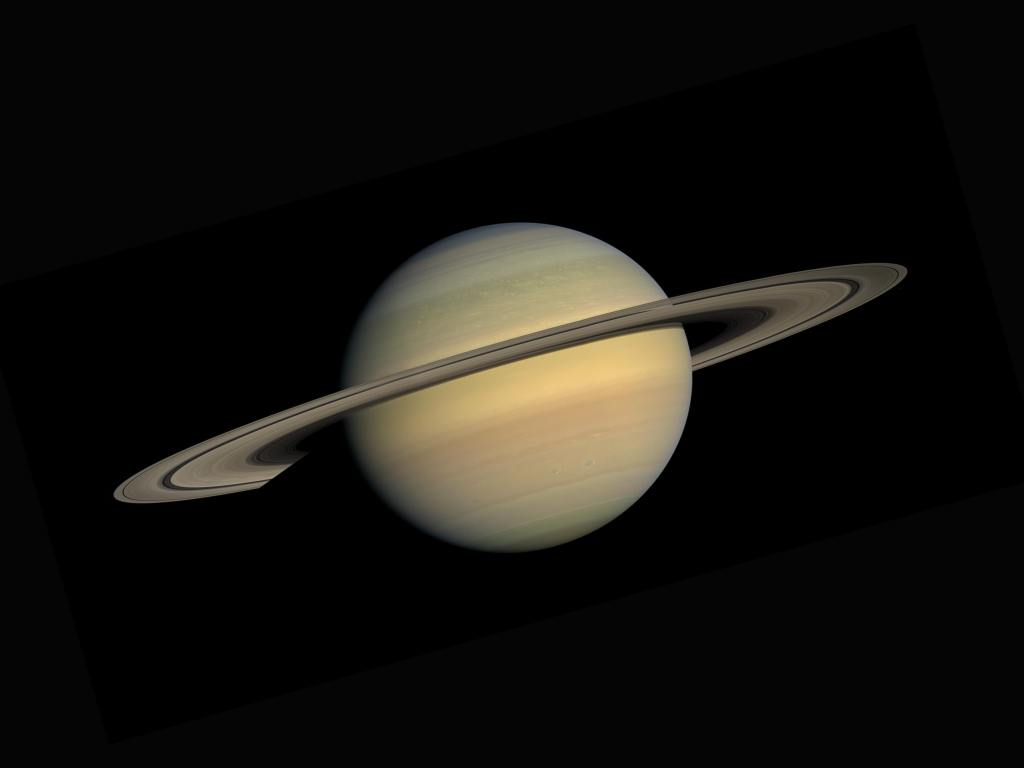 Image of planet Saturn