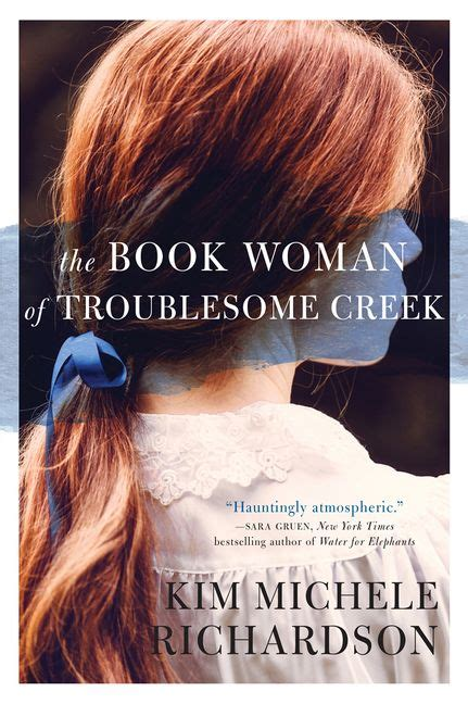 Book Cover for The Book Woman of Troublesome Creek by Kim Michele Richardson