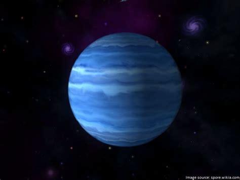 Image of the planet Uranus