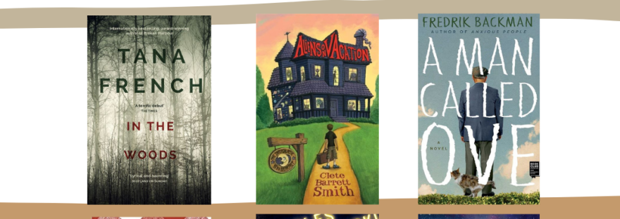 Peachy Books June in Review: In The Woods by Tana French, Aliens on Vacation by Clete Barrett Smith, A Man Called Ove by Fredrik Backman, Better Homes and Gardens New Cook Book - 11th Edition, Ham on Rye by Charles Bukowski, The Good Thieves by Katherine Rundell