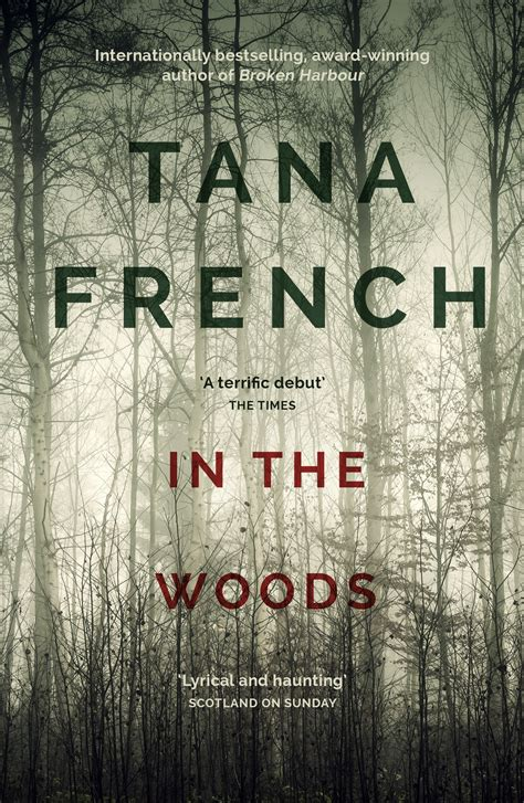 Book Cover for In The Woods by Tana French