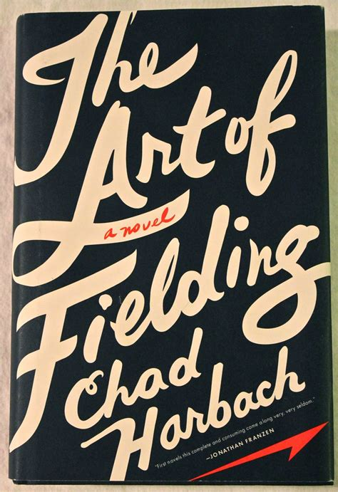 Book Cover for The Art of Fielding by Chad Harbach